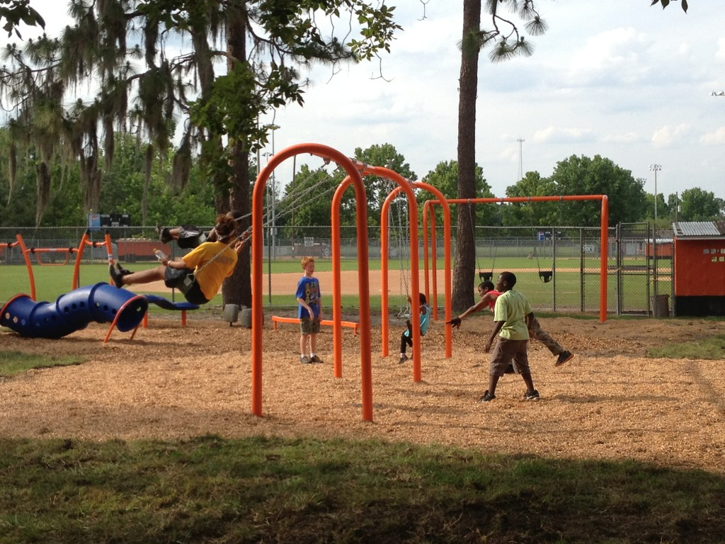 Orange Park Sports Amp Recreational Park Town Of Orange Park